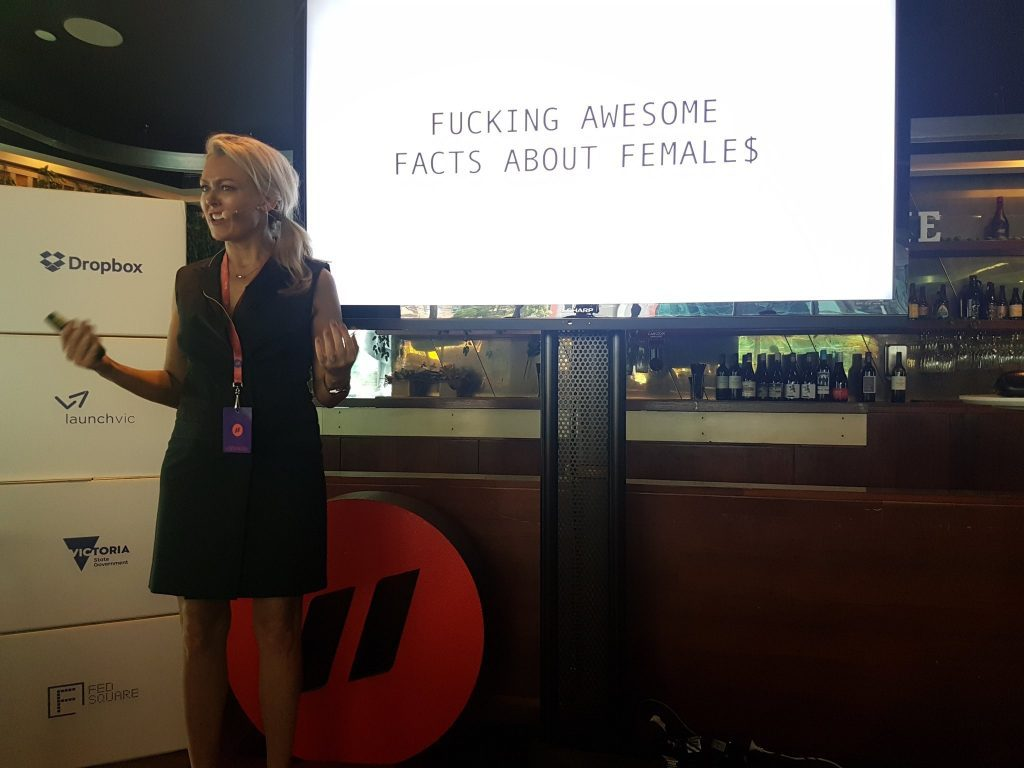 These are the facts about female$, and they're f***** awesome.