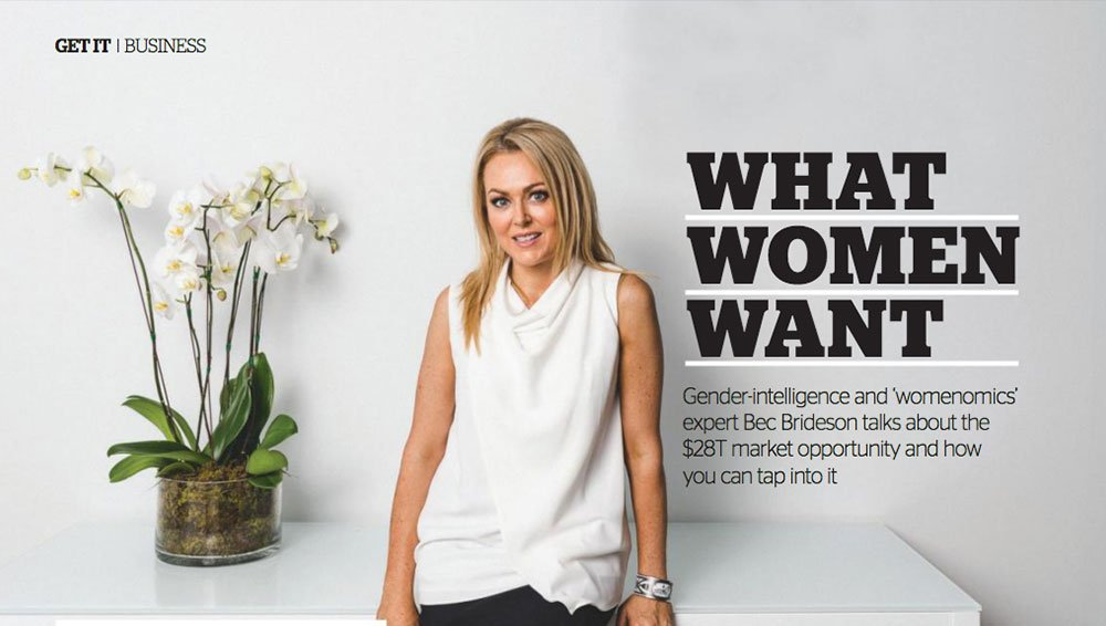 Get It Mag: What Women Want