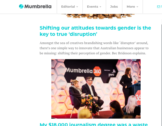 MUMBRELLA: Best Opinion Pieces of 2017